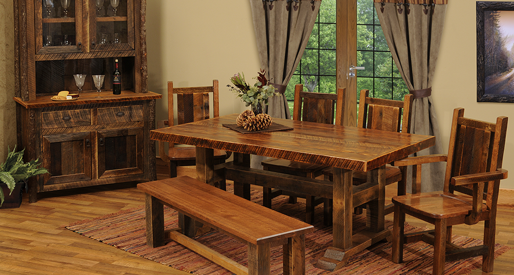 42 X 72 Solid Top Pedestal Table Made With Reclaimed Oak From The Tobacco Barns 1800s Shown In Artisan Finish Different Size Tables