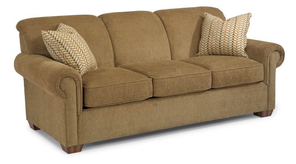 The Main Street Sofa Features A Tight Back With Rolled Arms. This Frame Can  Be Ordered As A Twin, Full And Queen Sleeper. Comes Standard With Cozy  Comfort ...