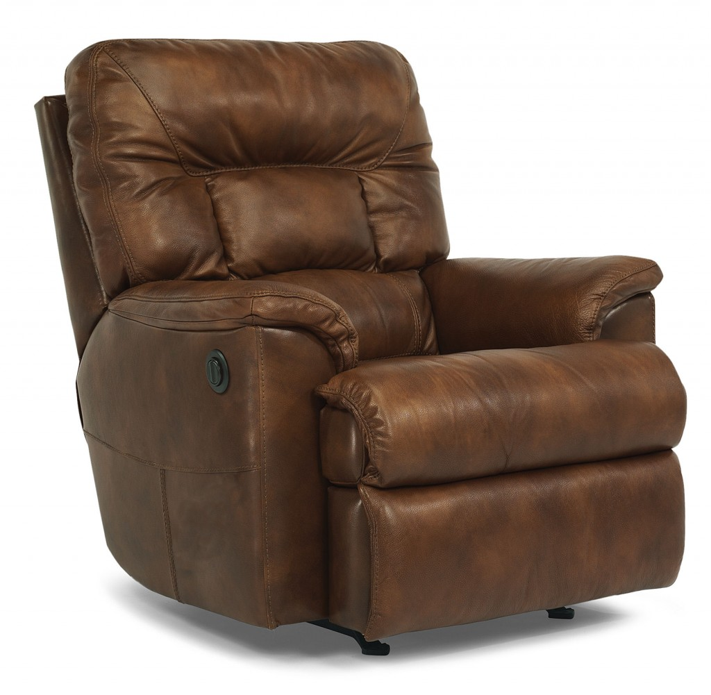 The Great Escape by Flexsteel. All leather and is available in manual or power reclining options. Available in select leathers and fabrics.  sc 1 st  Ferrinu0027s Furniture & Recliners - Ferrinu0027s Furniture - Great Falls Montana islam-shia.org